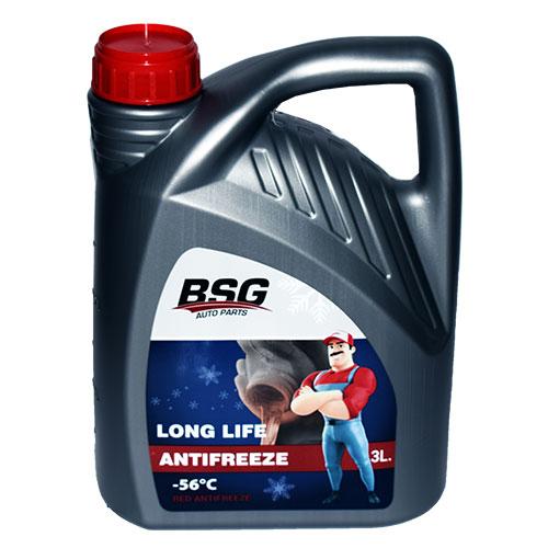 BSG 99-994-002 Antifriz (Kırmızı - Organik) (3 Lt)