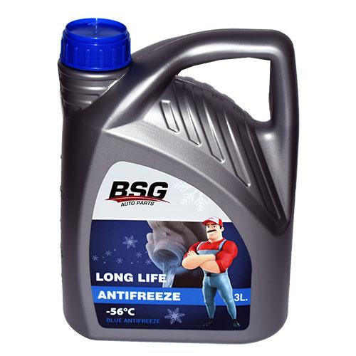 BSG 99-994-004 Antifriz (Mavi) (3 Lt)