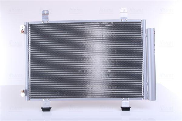 NISSENS 940079 Klima Radyatörü