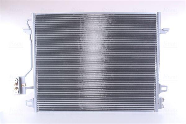NISSENS 940098 Klima Radyatörü