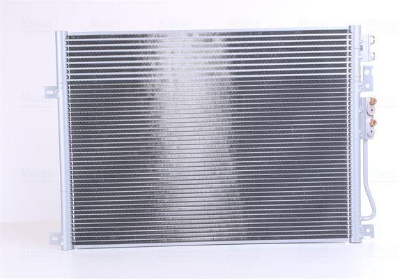 NISSENS 94931 Klima Radyatörü