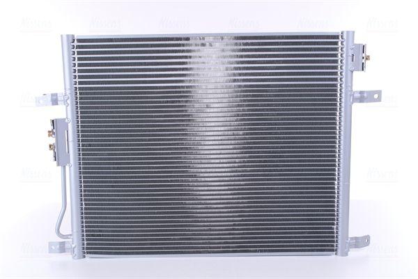 NISSENS 94972 Klima Radyatörü