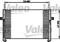 VALEO 814336 Klima Radyatörü