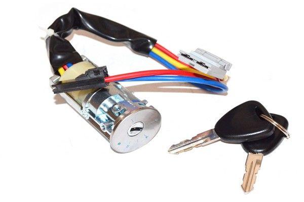 NUREL T 0736 Kontak Anahtarı