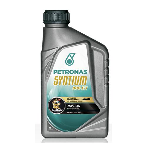 PETRONAS 10W40 1 LT Motor Yağı (1 Lt) Syntium 800 Eu 10W40